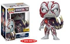 Resident Evil Tyrant Hot Topic Exclusive Pop Vinyl Figure