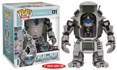 Titanfall 2 Atlas and Pilot Gamestop Exclusive Pop Vinyl Figure