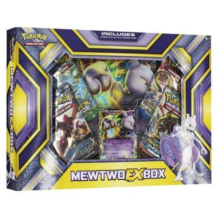 Pokemon Mewtwo EX Box Set
