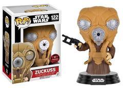 Star Wars Zuckuss Toy Wars Exclusive Pop Vinyl Figure