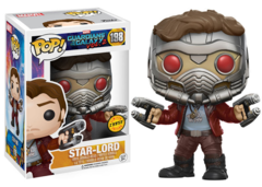 Guardians of the Galaxy Vol. 2 Star-Lord CHASE Pop! Vinyl Figure