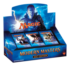 Modern Masters 2017 Booster Box (Pick Up / Shipping on 3/17)