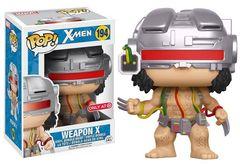 X-Men Weapon X Target Exclusive Pop Vinyl Figure