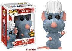 Ratatouille Flocked Remy Chase Pop! Vinyl Figure