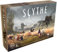 Scythe Board Game