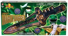 Mighty Morphin Power Rangers Bandai Legacy Dragon Dagger