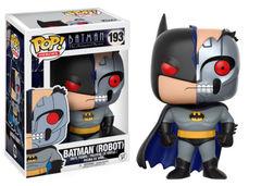 Batman Animated Series Batman (Robot) Pop Vinyl Figure