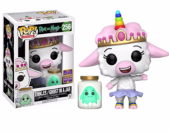 Rick and Morty Tinkles Ghost in A Jar Summer Exclusive Pop Vinyl Figure