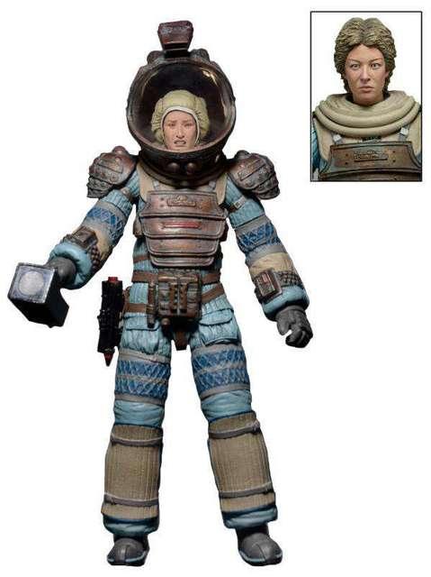 NECA Aliens Series 11 Lambert Action Figure