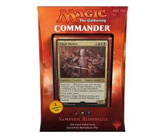 Commander 2017 Deck - Vampiric Bloodlust (Red/White/Black)