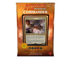 Commander 2017 Deck - Draconic Domination (5-Color)