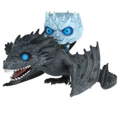 Game of Thrones Night King on Viserion Pop Vinyl Figure