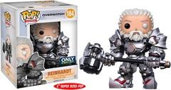 Overwatch Unmasked Reinhardt Best Buy Exclusive 6-Inch Pop! Vinyl Figure