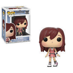 Kingdom Hearts Kairi Pop Vinyl Figure