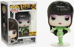 Elvira Mistress of the Dark GID Chase Hot Topic Exclusive Pop Vinyl Figure