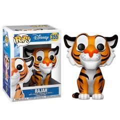 Disney Aladin Rajah Pop Vinyl Figure