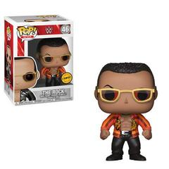 WWE The Rock (Classic) Chase Pop Vinyl Figure