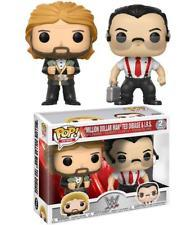 WWE Million Dollar Man and I.R.S. Walgreens Exclusive Pop Vinyl 2-Pack