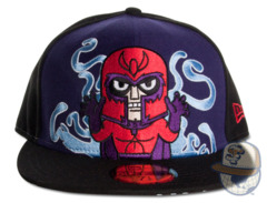 Tokidoki X Marvel New Era 59FIFTY Magneto Cap 7 1/4