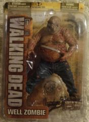 The Walking Dead TV Series 2 Well Zombie Action Figure