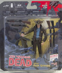 The Walking Dead Comic Series 1 - Officer Rick Grimes