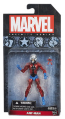 Marvel Infinite Series Ant Man 3 3/4-Inch Action Figure