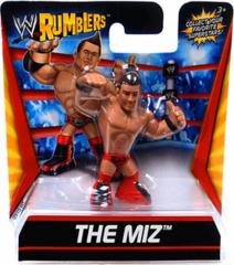 WWE Rumblers The Miz Mini-Figure
