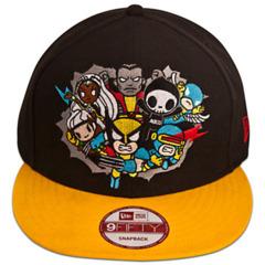 Tokidoki X Marvel New Era 9FIFTY X-Men Snapback Cap