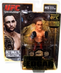 UFC Georges Frankie The Answer Edgar Championship Edition Ultimate Collector Series 7 Figure