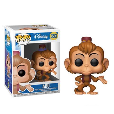 Disney Aladin Abu Pop Vinyl Figure