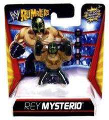 WWE Rumblers Rey Mysterio Mini-Figure