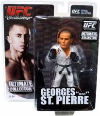 UFC Georges Rush St. Pierre Ultimate Collector Series 7 Figure