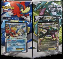 Battle Arena Decks: Rayquaza vs. Keldeo