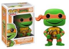 Teenage Mutant Ninja Turtles Michelangelo Pop Vinyl 62