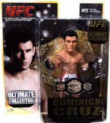 UFC Dominick Cruz Championship Edition Ultimate Collector Series 10 Figure