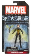 Marvel Legends Infinite Series WASP Avengers Shield