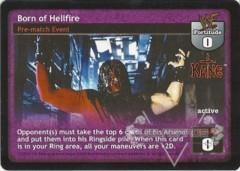 Born of Hellfire