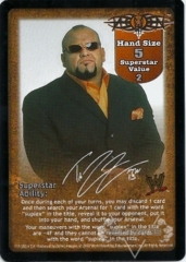 Tazz Superstar Card - SS2