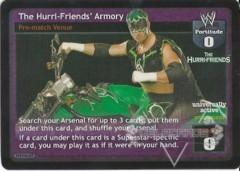 The Hurri-Friends' Armory