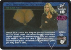 100% Stratusfaction Guaranteed