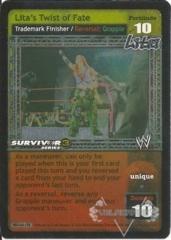 Lita's Twist of Fate - SS3