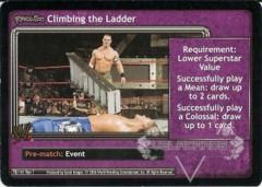 <i>Revolution</i> Climbing the Ladder
