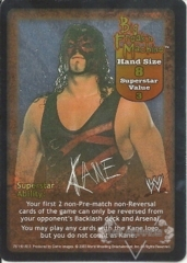 Big Freak'n Machine Superstar Card