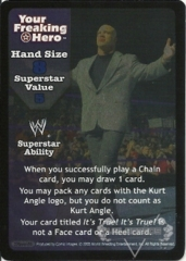 Your Freaking Hero Superstar Card - SS3