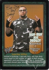 Buh-Buh Ray Dudley Superstar Card