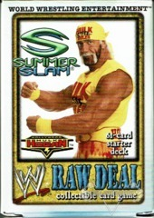 Hollywood Hulk Hogan Starter Deck (Open)