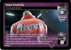 Regal Readying