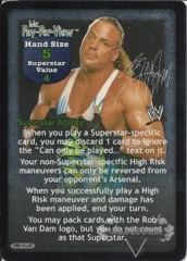 Mr. Pay-Per-View Superstar Card