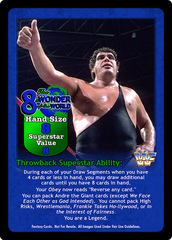 The 8th Wonder of the World Superstar Card (TB)