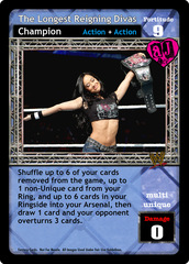 The Longest Reigning Divas Champion